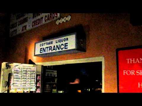 San Diego blackout summer 2011 liquor store open for business