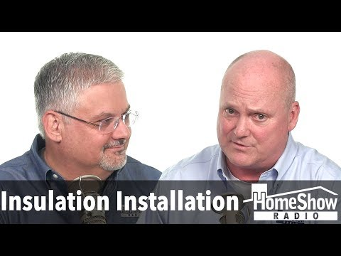 How important is the air space between my brick and insulation?