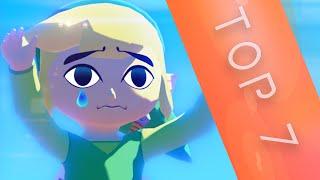 Top 7 Sad Zelda Moments | Macintyre