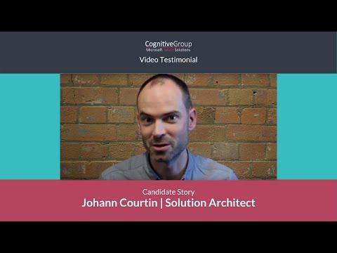 Microsoft Talent Solutions   Johann Courtin's Story