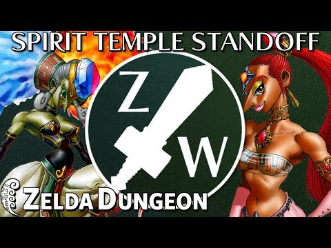 Spirit Temple Standoff - Zelda Warfare