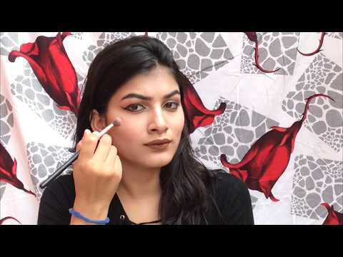 ANTI VALENTINE'S DAY LOOK NUDE  LIPS MAKEUP TUTORIAL || INDIA