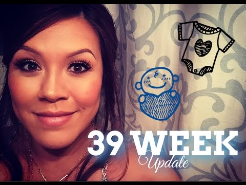 39 Week Update | Induction Date