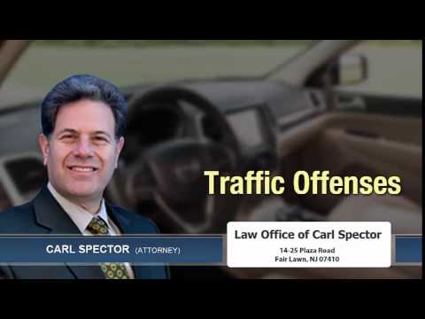 How Does A Point System For Traffic Violation Affects A Driver's License In NJ? | (201) 500-6212