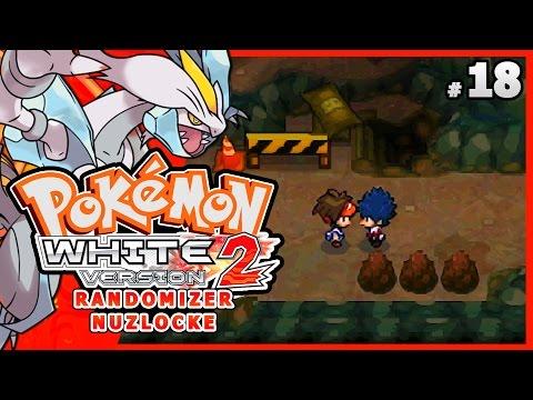 Pokemon White 2 Randomizer Nuzlocke Part 18 VICTORY ROAD