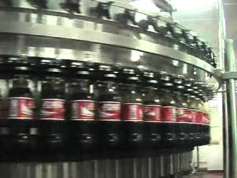 carbonated soft drink filling machine--TIANT Machineries