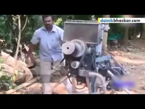 Kerala's Disable Man Build Twin Seater Ultralight Aircraft