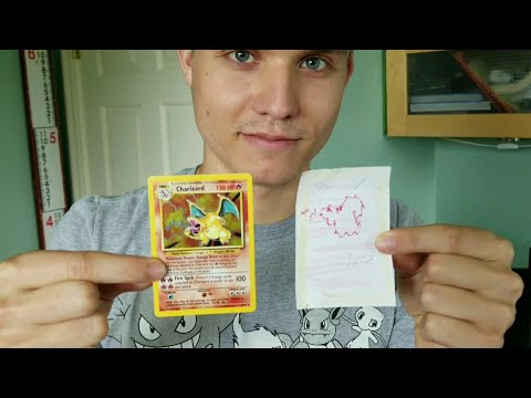How to make your own Pokémon cards look real