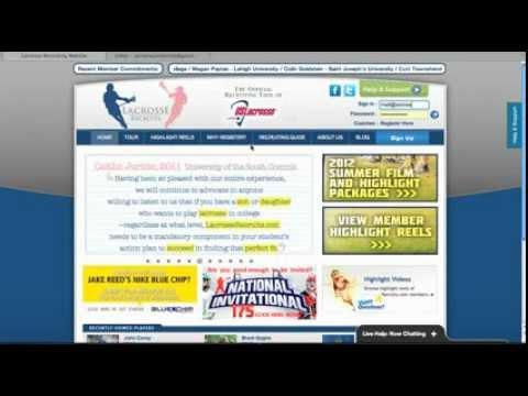 Super Sophs / Fab Frosh LacrosseRecruits.com Demo