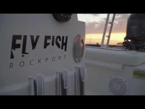 Fly Fishing Rockport, Texas