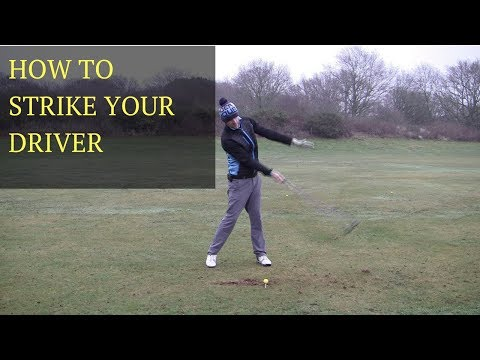 HOW TO HIT DRIVER STRAIGHT AND FAR
