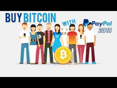 BEST WAY TO BUY BITCOIN WITH PAYPAL 2018 !! (And all payment methods)
