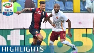 Genoa-Roma 2-3 - Highlights - Matchday 36 - Serie A TIM 2015/16