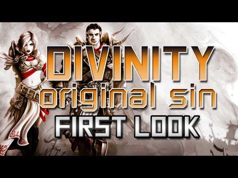 Divinity - Original Sin - Open World Co-Op RPG! Dev Walkthrough