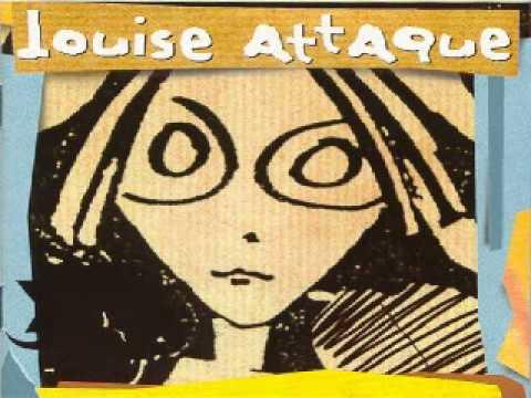 Louise Attaque - Je t'emmène au vent
