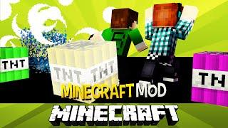Minecraft:15 Novas TNT