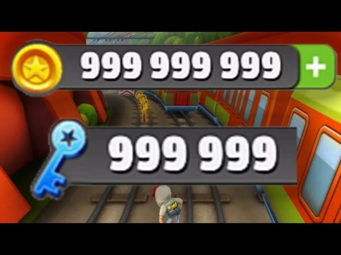 Subway Surfers Hack - Unlimited Coins & Keys for Subway Surfers Hack 2017