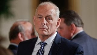 John Kelly tells staffers to put country before President Trump