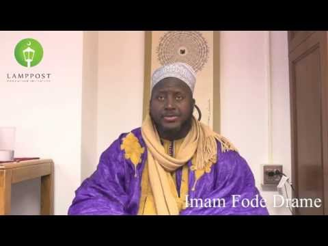 How does Islam Deal with Drug Addiction?-Imam Fode Drame