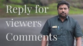 Reply For Comments # 19 By Dindigul P Chinnaraj Astrologer India
