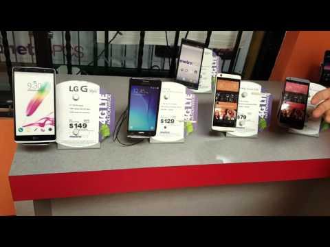 Best & Worst Metro PCS phones #3 Samsung/LG/ZTE/Kyocera