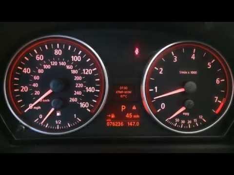 HOW TO Check Engine Temperature BMW 5 Series 3 Series E90 528I 328I M5 M3