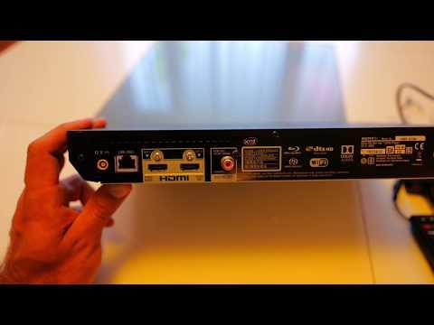 UNBOXING: Sony UBP X700