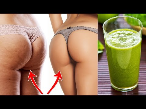 Drink These Juice to Melt Away Cellulite Like Crazy