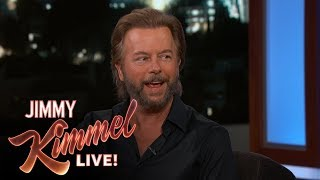 Download David Spade on Awkward Guy Ritchie Interview Video