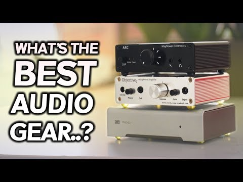 What HEADPHONES, MICS & AMPS Do I Use? Ft. Mayflower ARC DAC/AMP/ADC Combo