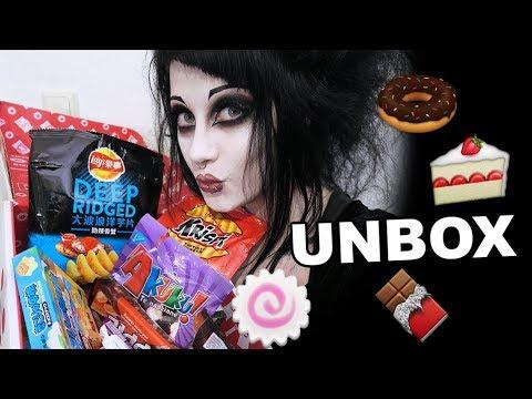 Mystery Treats Unboxing! | Black Friday
