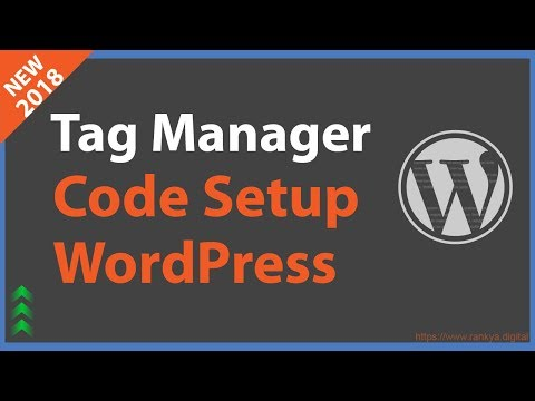 How to Install Google Tag Manager on WordPress
