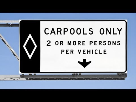 Corporations as People on Trial in...Carpool Violation?!