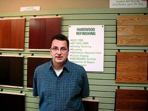 Hardwood Floor Refinishing by Floor country Canada