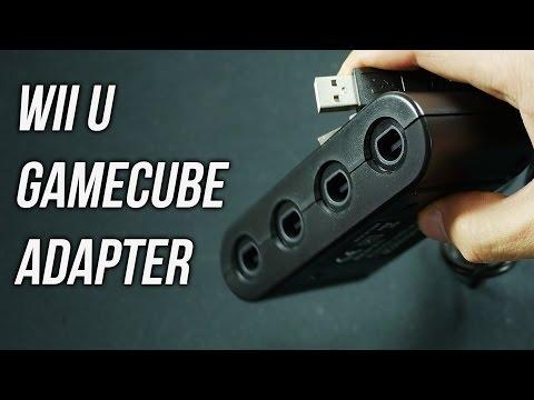 Amir Wii U Gamecube Controller Adapter Review