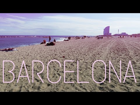3 DAYS IN BARCELONA! ...a travel vlog