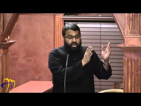 Reminder 21 - How to make and etiquette of du'a (supplication) part 2 - Sh. Yasir Qadhi