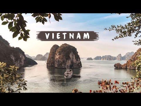 THREE WEEKS IN VIETNAM   Vietnam Travel Film