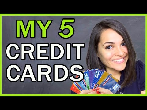 Which Credit Cards Do I Have + Why?!!!
