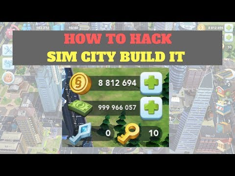 SimCity Buildit Hack - June 2017 - Unlimited money & simoleons (No Root, Fast & Easy)