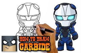How To Draw Fortnite New Snowstrike Skin Easy Cute Drawing