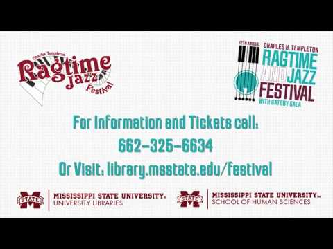 Gatsby Gala. March 22nd. Mississippi State University Libraries