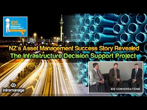 NZ's Asset Management Success Story Revealed - The IDS Project (Introduction)