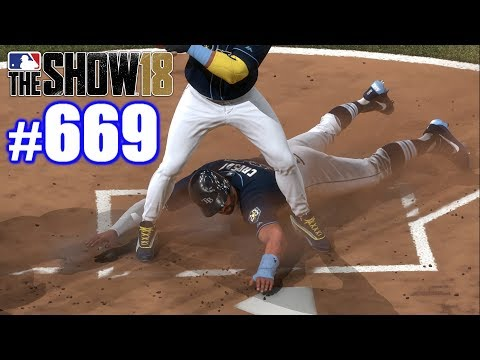 5,000TH CAREER HIT! | MLB The Show 18 | Road to the Show #669