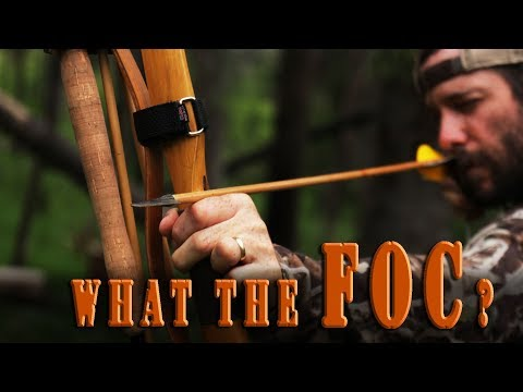 Arrow FOC - How to measure, what Extreme FOC is, and it's benefits in archery.