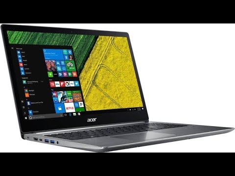Acer Swift 3 Core i5 8th Gen Price, Features, Review