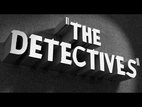 Photoshop Tutorial: How to Make a Vintage, 3-D FILM NOIR Movie Title!
