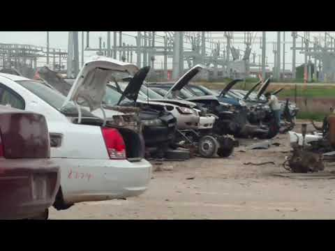 To the junkyard to pull a Volvo S40 transmission. Uncut & un-edited. - HOWR