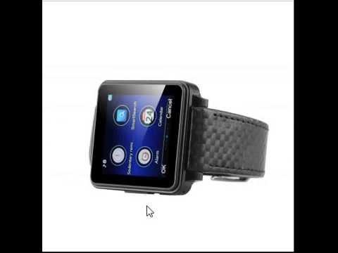 Smartphone watch, Bluetooth Watch Phone - Smartphone Pairing