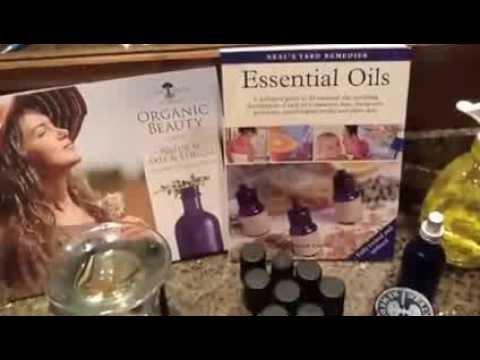NYR Video   Essential Oils